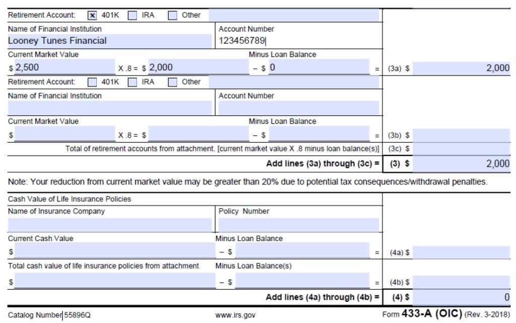 form-433-a-offer-in-compromise-retirement-account-section-example-tax-attorney-daily